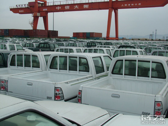 SUV皮卡企业期待转型