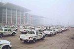 中国重汽集团批量购长城柴神系列皮卡