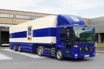 奔驰卡车获美国4000万捐赠以开发清洁车