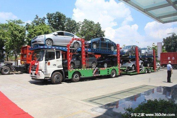 造型多到不行解锁全球轿运车的N种姿势
