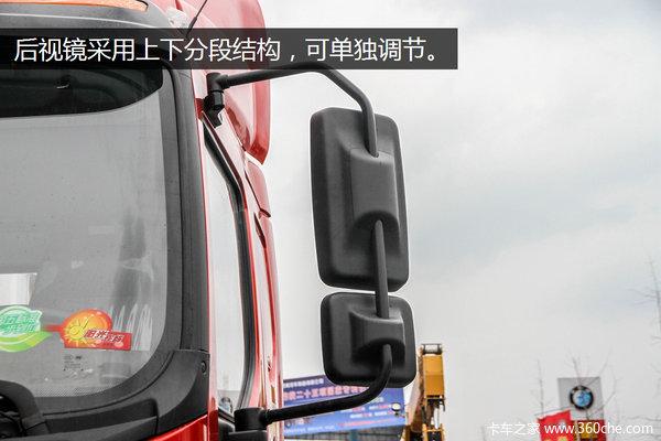 自重4.76吨会火?6.8米新款乘龙M3详解