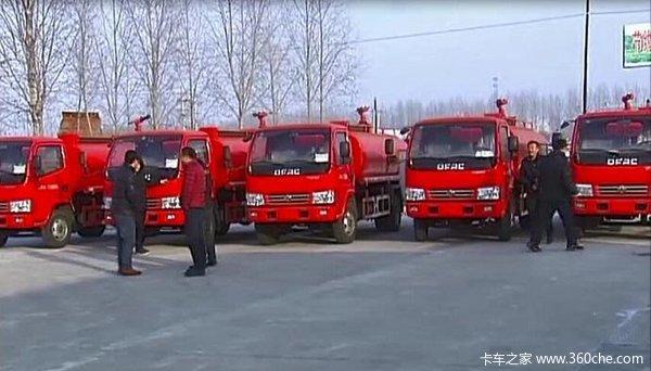 差距在哪里消防车为啥国产少进口的多