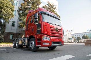 当解放卡车装CA6DM3:500马力不是终点