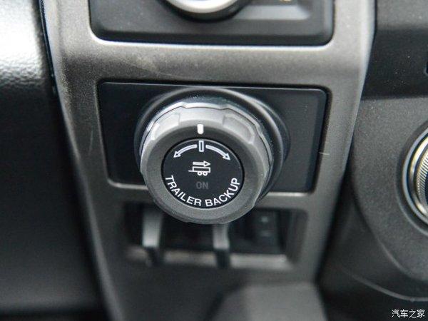 V6+新10档AT福特F150Raptor实车到店