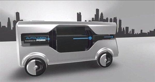 未来货运人力成本将锐减只因福特造这车
