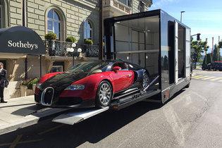 千万级的豪车是怎样运输的? 也不过如此