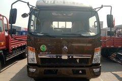 国五优惠 枣庄悍将载货车仅售10.6万元