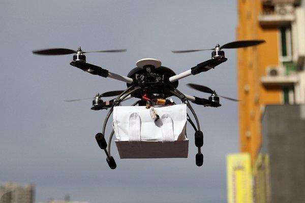 无人驾驶+小飞机日本将实现物流无人化