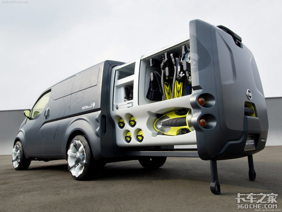 日产NV200将于6月上市