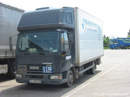 scania新R获年度卡车