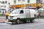 东风纯电动环卫车:环保也能高效+省钱