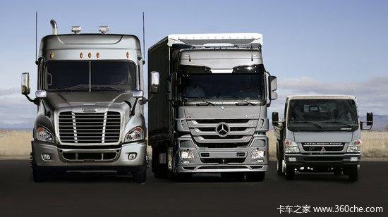 卡车销量或将触底反弹