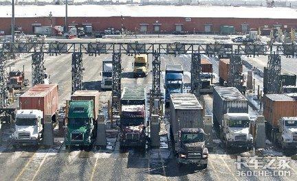 美港口替换高污染车型