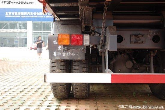 国外卡车防护栏对比