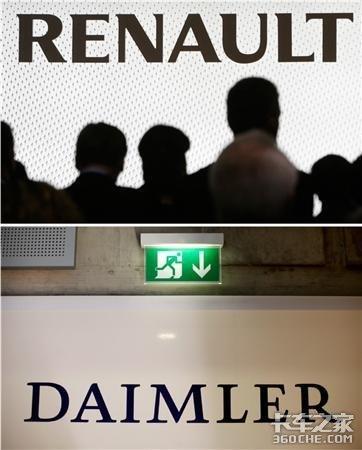 雷诺与戴姆勒商洽合作