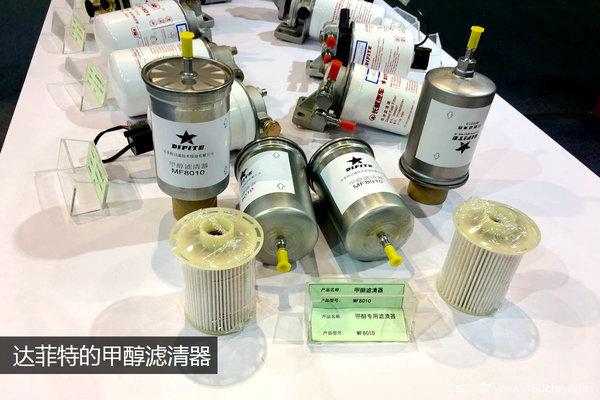 达菲特让中国人用自主品牌高品质滤清器