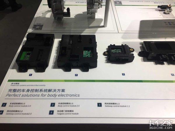 智能环保高效率博世亮相2017上海车展