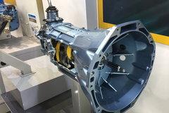 超速档有两个 伊顿展六速轻型车变速箱