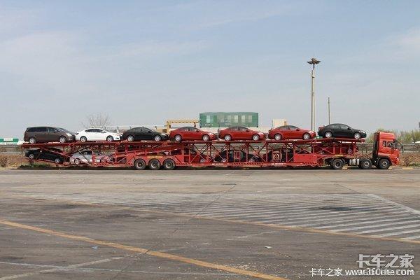 17.5米大板都害怕这车拉普货运费肯定降