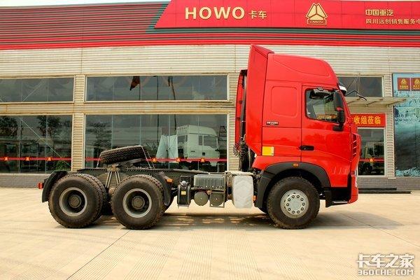 540馬力T7H僅34萬六款國五牽引車導購