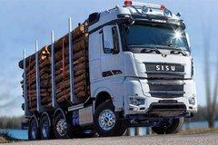 能输出1140匹马力 西苏推混合动力卡车