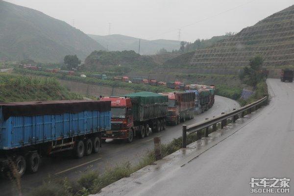 今年煤炭去产能1.5亿吨拉煤司机活难干