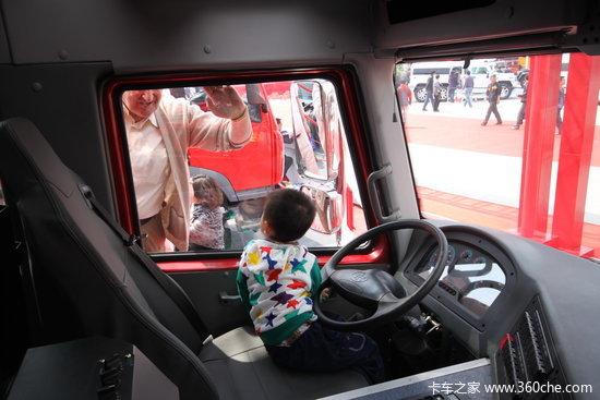 一汽城市主战消防车