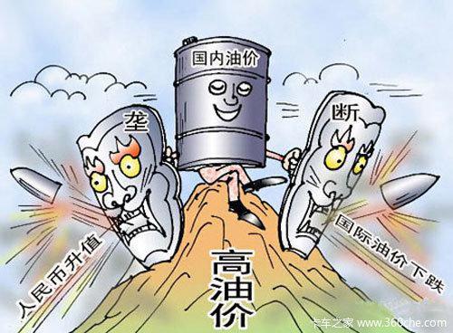 中国油品拖了汽车后腿