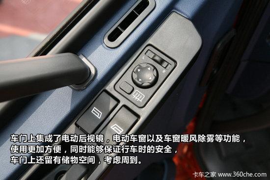 解放J6高端牵引车图赏