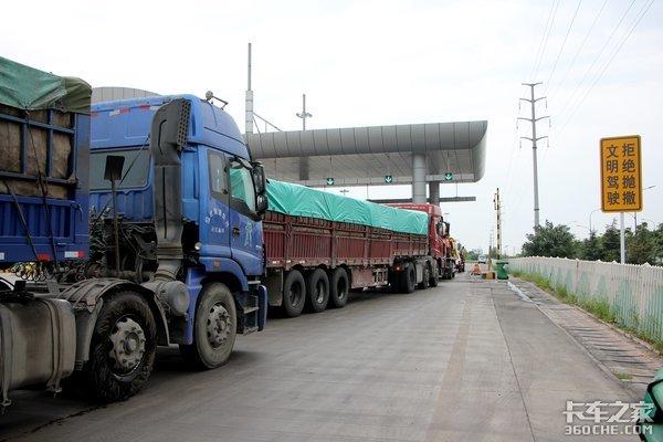 最高罚款700万河南对超载车辆秋后算账