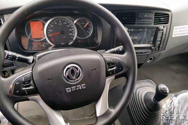 东风卡车,东风新款多利卡,东风凯普特K6