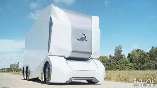 抢卡车司机饭碗?瑞典发布自动驾驶卡车