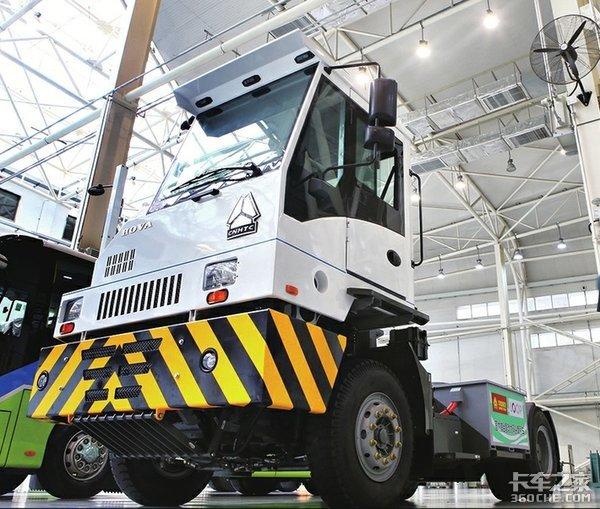 石油燃料终结者中国重汽发力氢燃料车型