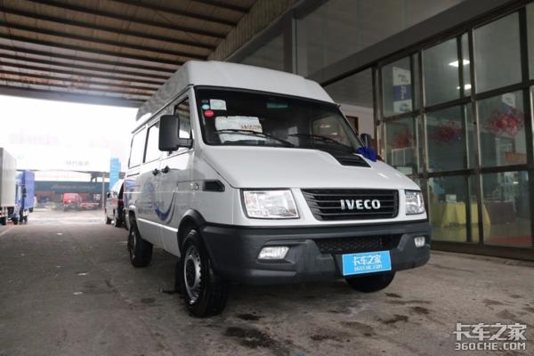 广东已到货盘点七款新上市的轻型货车