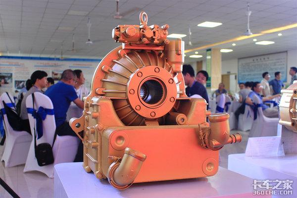 诞生50年还没普及走进液力缓速器工厂