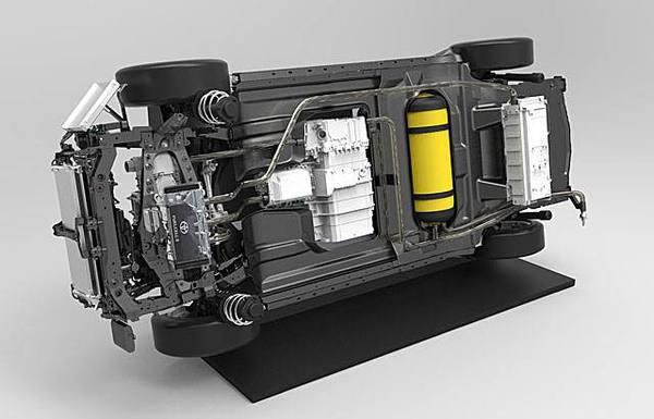氢燃料电池车没有内燃机也不会燃烧