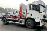 竟然用T5G当垃圾车 朝阳环卫用车很土豪
