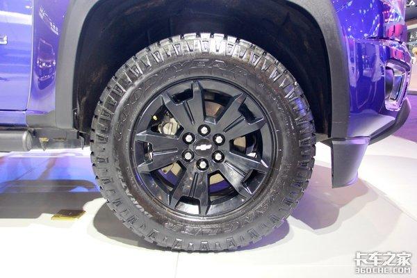 成都车展快报:3.6L/V6皮卡中的性能车