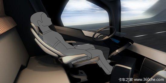 沃尔沃2020概念卡车