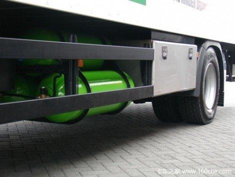 MAN纯电动绿色载货车
