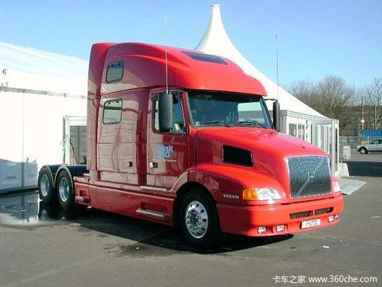 沃尔沃召回六万辆卡车