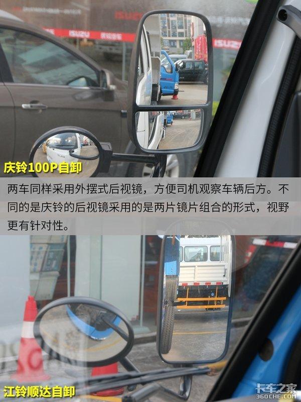 价格差一万庆铃和江铃自卸车你选谁?