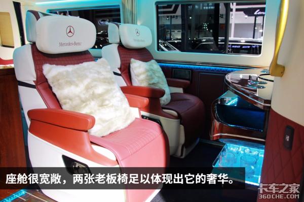 有钱人的专属看完这台车才懂啥叫奢华