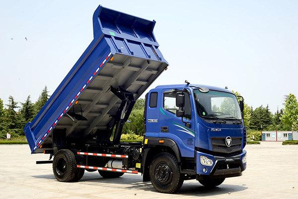 福田时代-深度解析瑞沃ES5超级自卸车