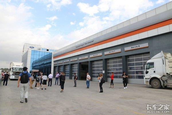 市占率提升4倍福特重卡为何畅销土耳其?