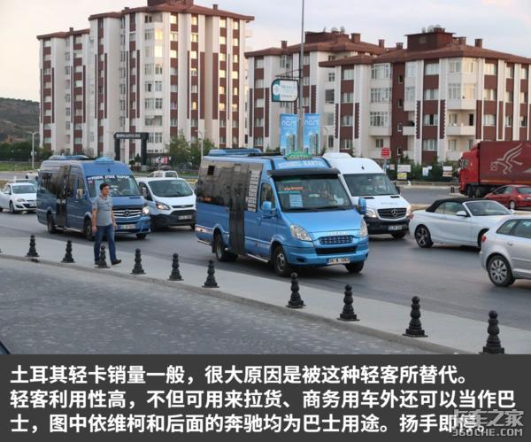 奔驰福特随处可见土耳其用车有啥特点?