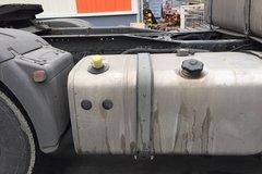 尿素罐和油箱融为一体 这辆曼不一样