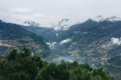 川藏线初体验 两天走到新都桥 毫无挑战