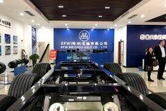 BPW(梅州)车轴滁州形象店开业 一站式服务