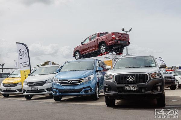 上汽大通有啥底气在澳洲连发两款新品?
